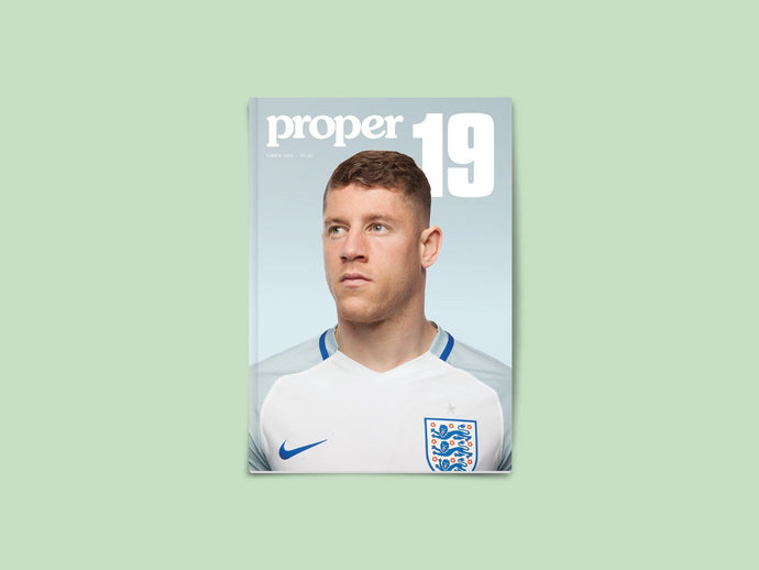 Proper Magazine Issue 19 - Barkley Cover (MAGP19B)