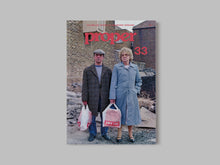 Proper Magazine Issue 33 - British Culture Archive Cover