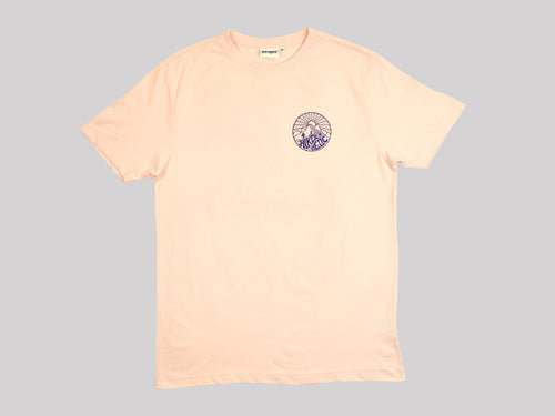 Proper Hikerdelic T-Shirt Pink/Purple