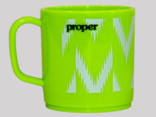 Proper Eagles Mug Lime