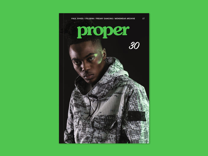 Proper Magazine Subscription (30, 31, 32 and 33)