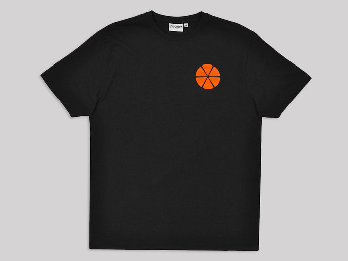 Proper Clockwork T-Shirt - Black