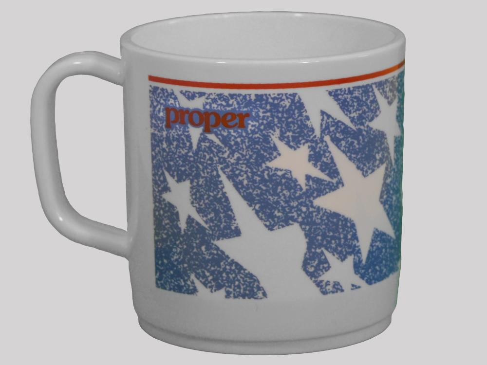 Proper Alexi Mug USA Denim