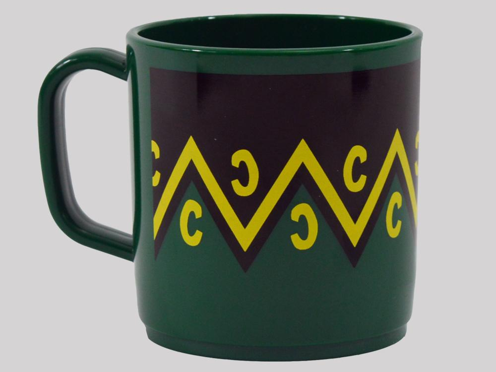 Proper x Casual Connoisseur Weir Mug Green