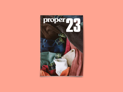 Proper Magazine Subscription (Four Issues)