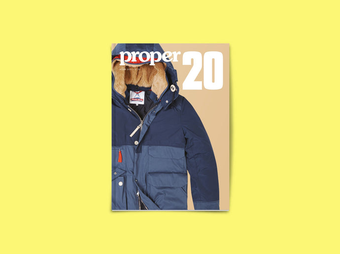 Proper Magazine Issue 20 (MAGP20C)