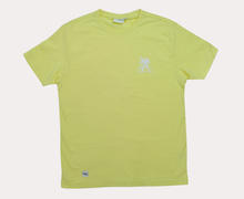 Proper x Long Shot Trek Man T-Shirt - Lemon