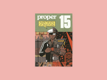 Proper Magazine Issue 15 (alt cover) (MAGP15A)