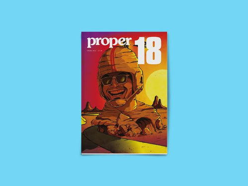 Proper Magazine Issue 18 (MAGP18B)