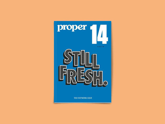 Proper Magazine Issue 14 (MAGP14A)