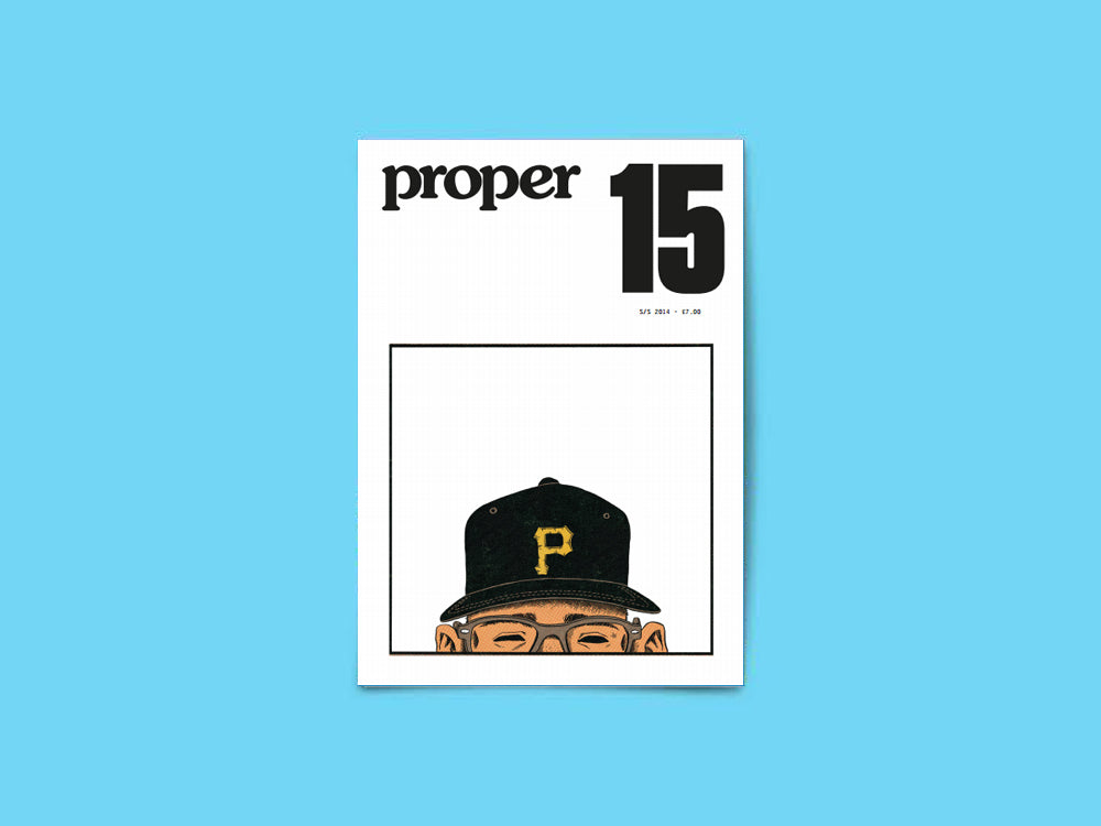 Proper Magazine Issue 15 (MAGP15B)