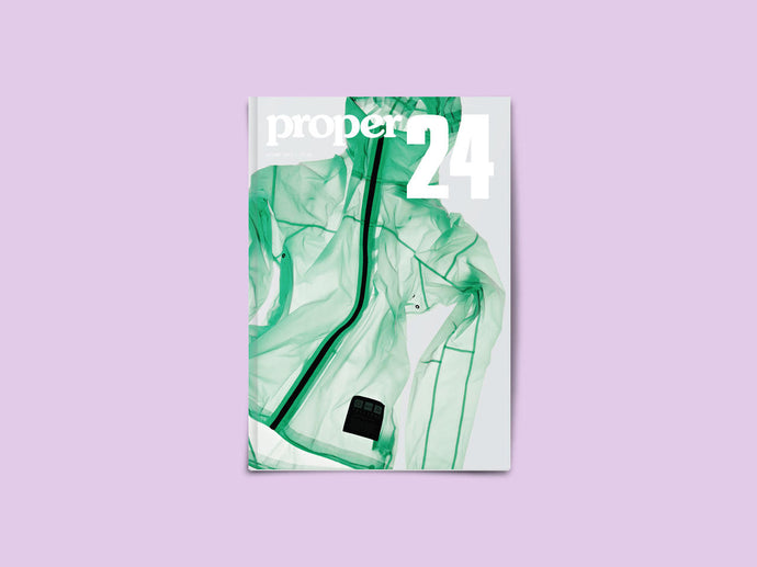 Proper Magazine Issue 24 - Solar Cover