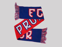FC Proper Scarf - Royal Blue and Red