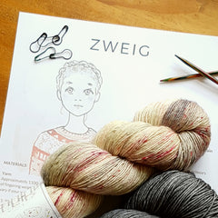 Project Inspiration - Zweig Sweater