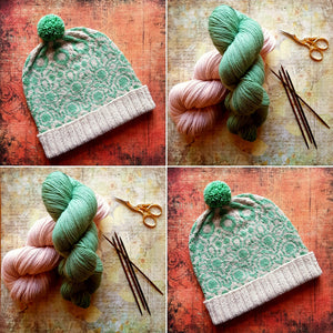 Project Inspiration - Bloomin' Lucky Hat