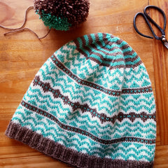 Project Inspiration - Birstwith Hat