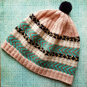Project Inspiration - Low Laithe Hat