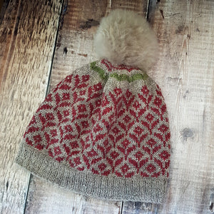 HFS Pattern Release - Bloom Hat Pattern & Kits Available