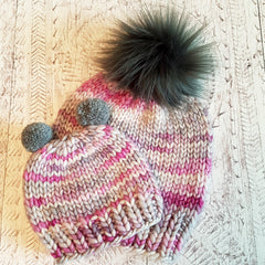 Free Pattern!  Frankie Hats for the Whole Family