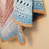 Keep Calm Shawl Edging - Two Stix Studios