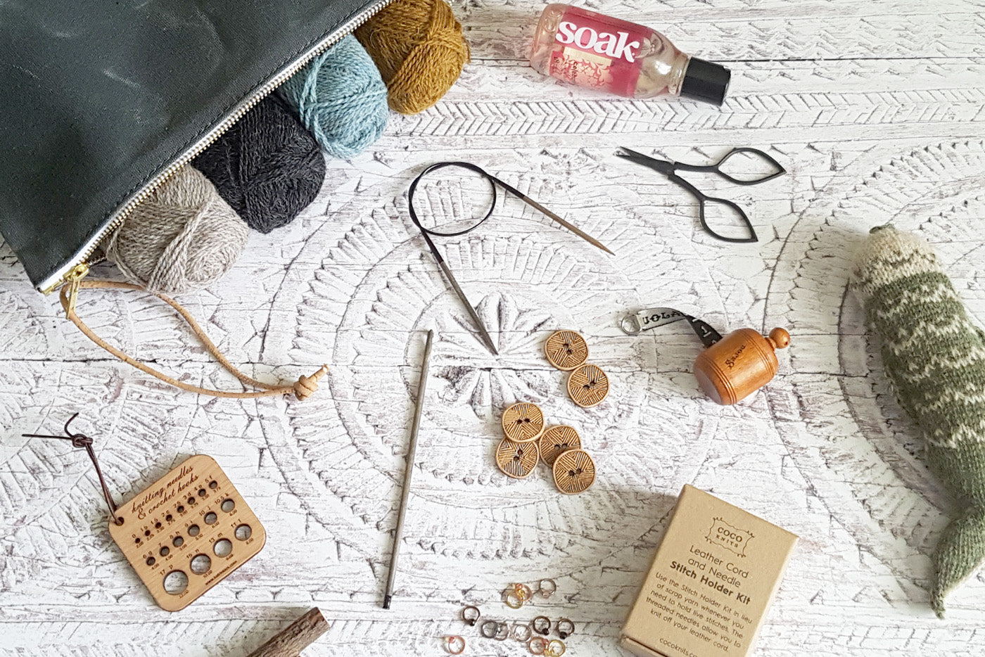 Knitting Tools, Yarns, & Unique Gifts for Knitters at High Fibre Shop
