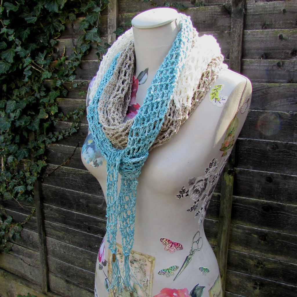 Two Stix Studios Beachcomber Scarf