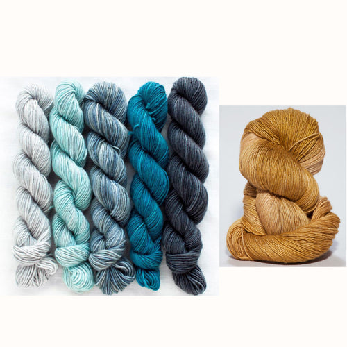 Ultimate Knit Kit - Manos del Uruguay Rings of Rings