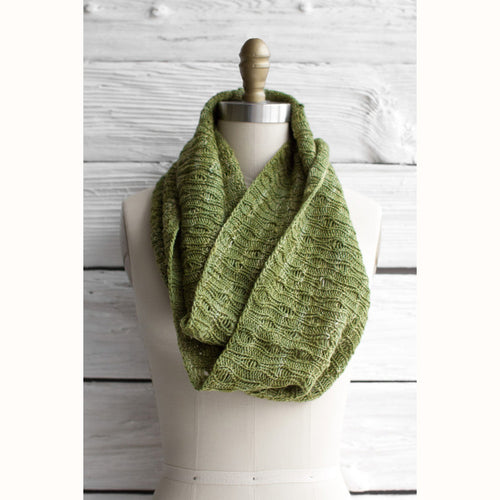 Free Knitting Pattern - Manos del Uruguay Eternidad Cowl - Downloadable PDF