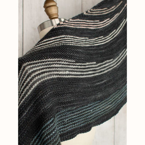 Free Knitting Pattern - Manos del Uruguay Incremento Shawl - Downloadable PDF