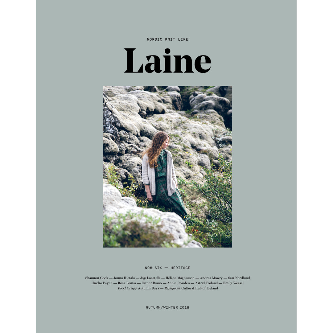 Laine Magazine - Issue 6 - OUT OF STOCK