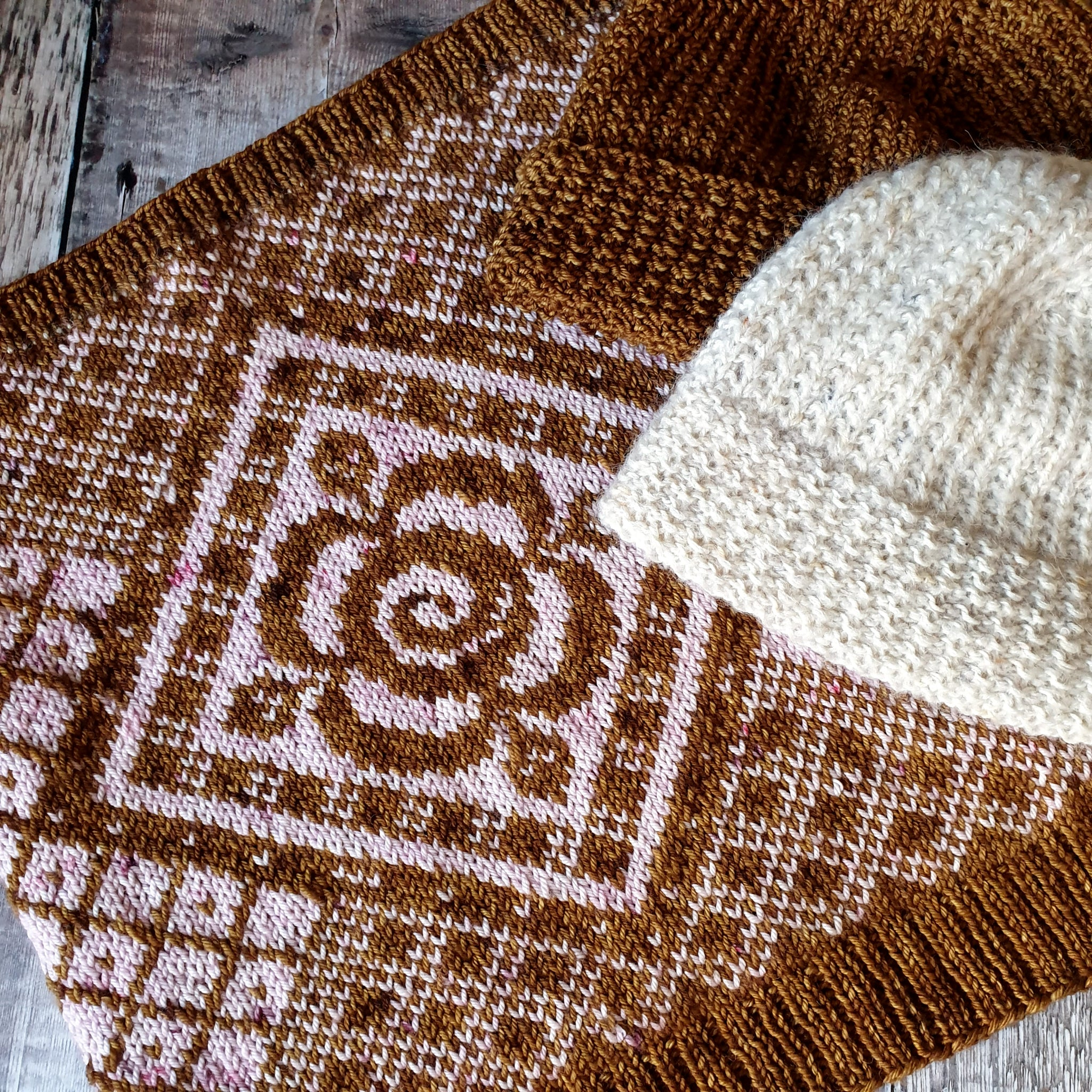 Bridge End Hat Pattern - HFS Original - Downloadable PDFs