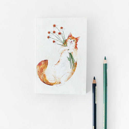 Kitty Cat Notebook *** PRE-ORDER - SHIPS EARLY MARCH ***