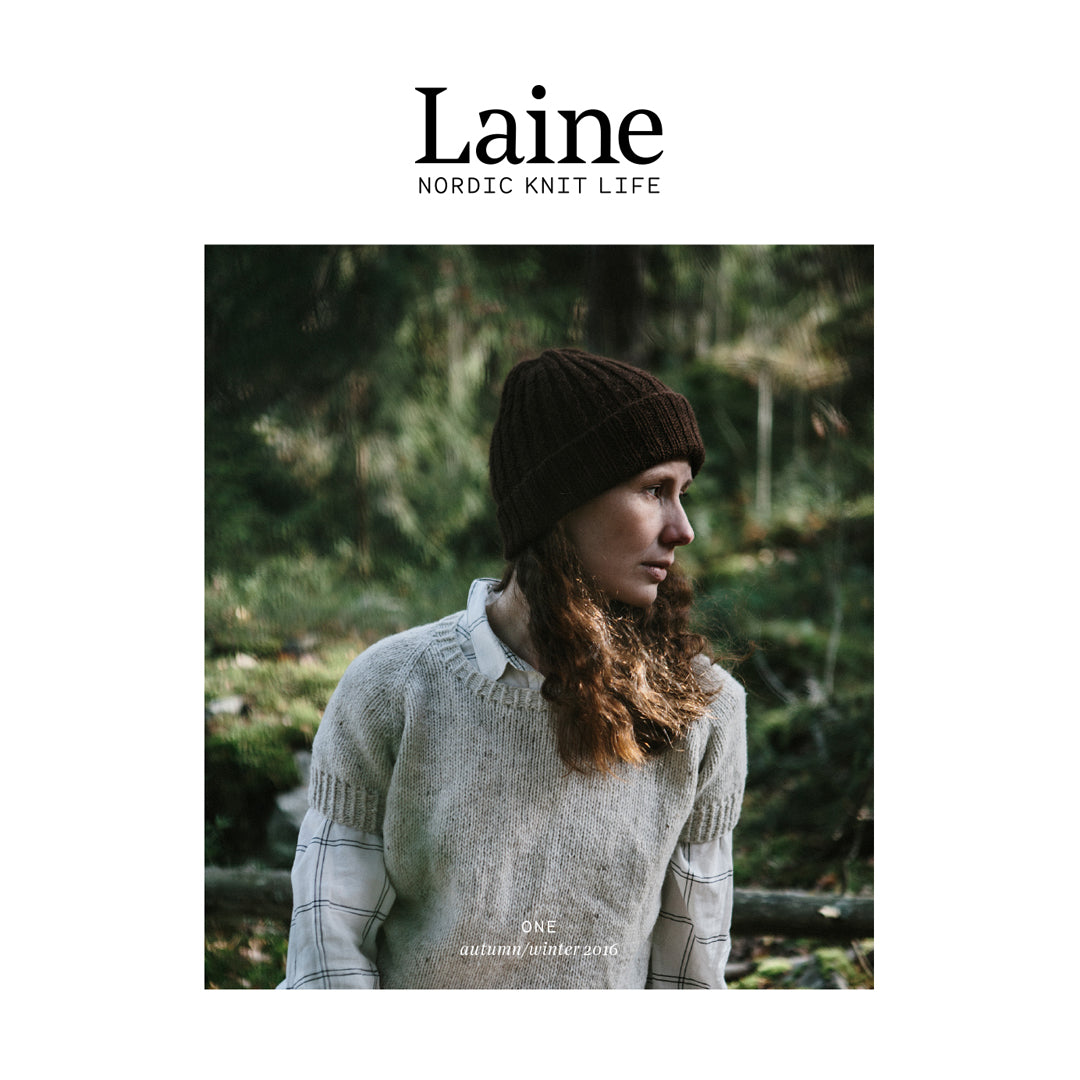 Laine Magazine - Issue 1 - OUT OF STOCK