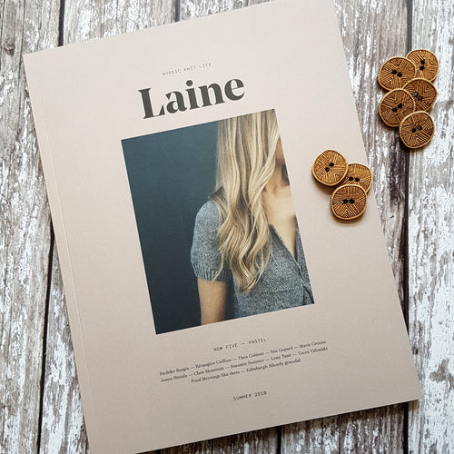 Laine Magazine - Issue 5 * Pre-Order for May 25th Release Date *