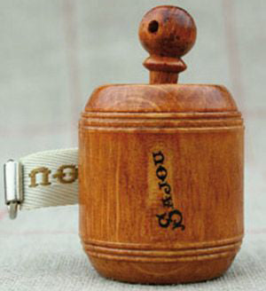 Sajou Wooden Tape Measure - Ecru
