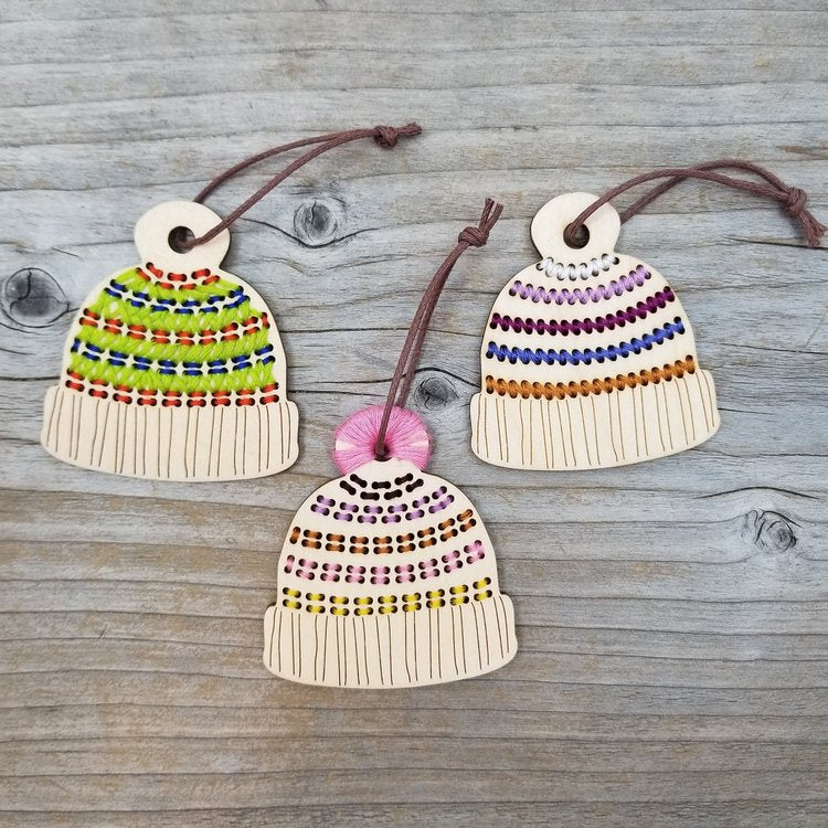Katrinkles Stitchable Hat Ornament