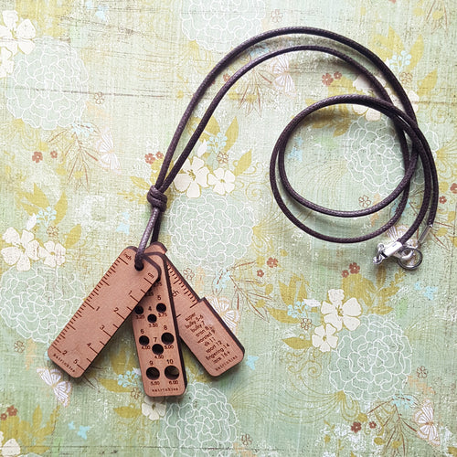 Katrinkles Tiny Tools Necklace