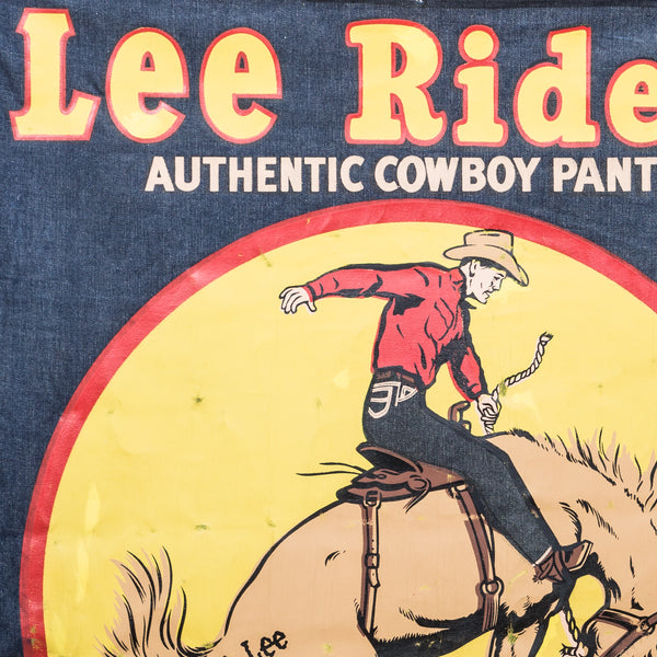 Second Sunrise Archive: Lee Riders Advertising Banner