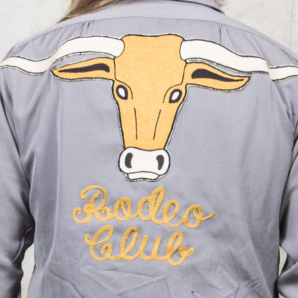 "Second Sunrise Archive: Vintage Levi's De Luxe Shirt ""Rodeo Club"""
