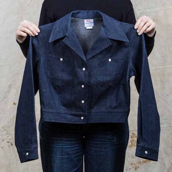 Second Sunrise Archive: 50s Levi's Denim Family Women's Jacket