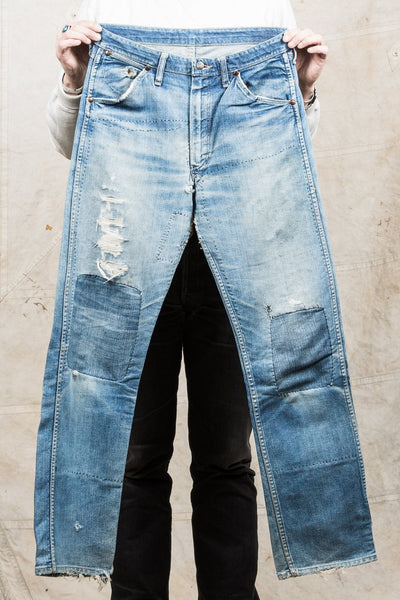 Second Sunrise Archive: 1960's Wrangler Blue Bell 13MWZ Jeans
