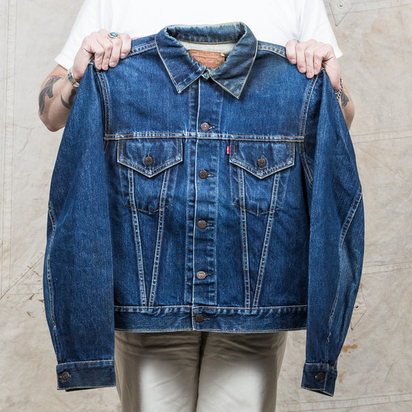 Second Sunrise Archive: Vintage Levi's 557XX Denim Jacket