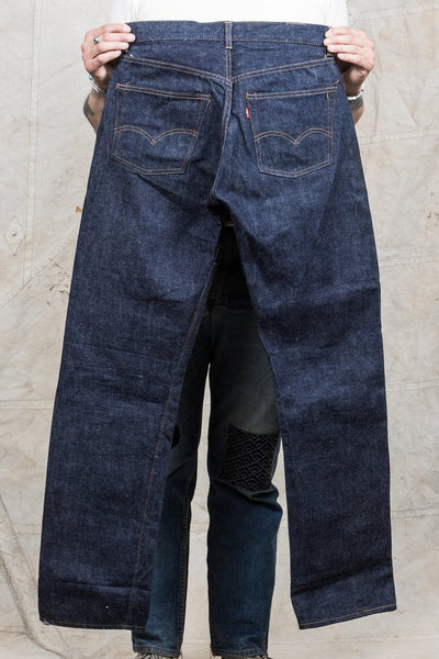 Second Sunrise Archive: Vintage Levi's 1967 505 Jeans