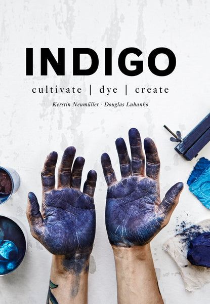 Our Indigo book in English edition!