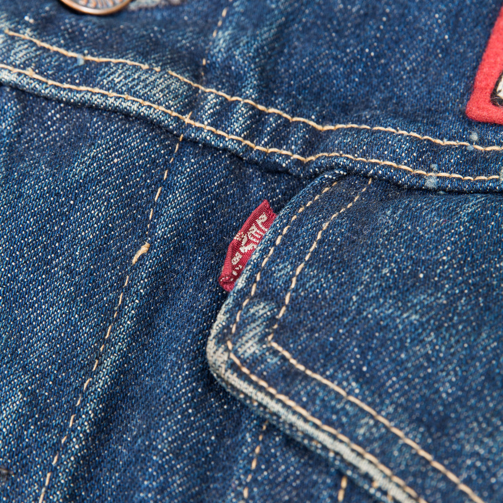Levi's 557 xx Big E Red Tab