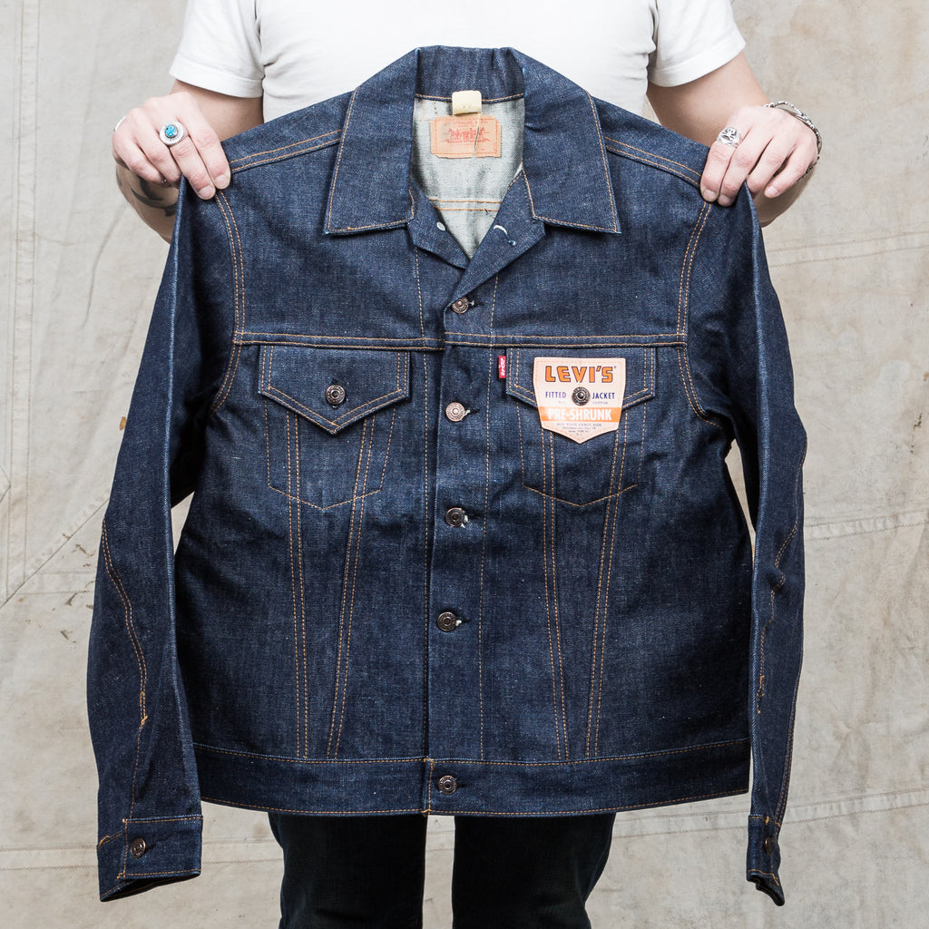 07d75affeed Second Sunrise Archive  Deadstock Levi s Type 3