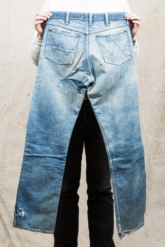 f5f03a1a Second Sunrise Archive: 1960's Wrangler Blue Bell 13MWZ Jeans