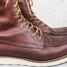 Second Hand Red Wing Classic Moc Toe Style No. 877