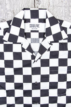 Soulive Flasg Short Sleeve Shirt Black / White