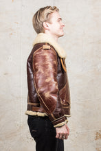 Secondhand Real McCoys Leather B-3 Flight Jacket